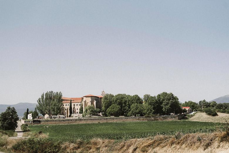 Boda Monasterio del Espino