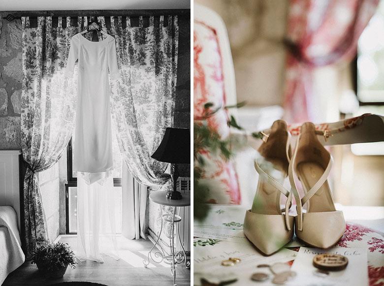 detalles novia boda