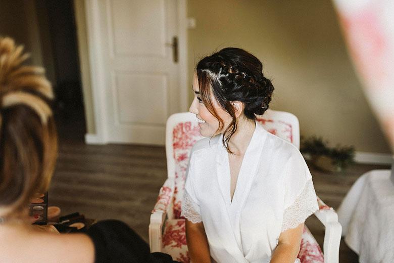 maquillaje novia bodas
