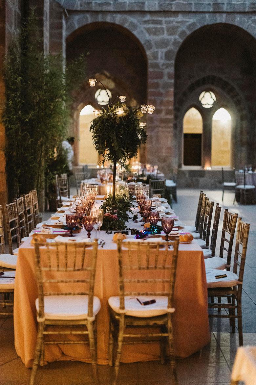 cena bodas el espino
