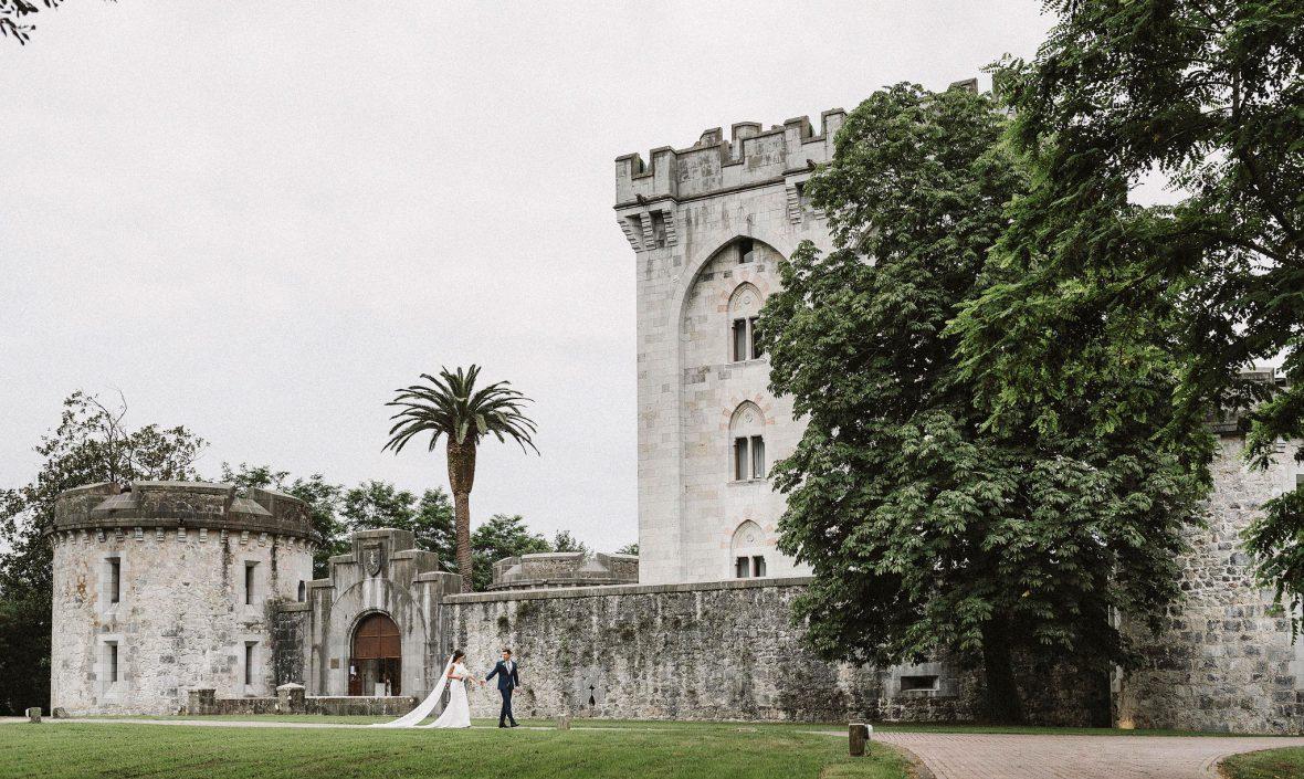 Boda en el Castillo de Arteaga