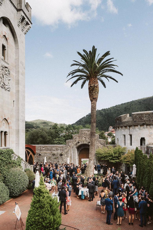 Bodas Castillo de Arteaga
