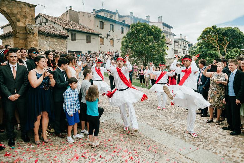 Danzadores Frías Burgos
