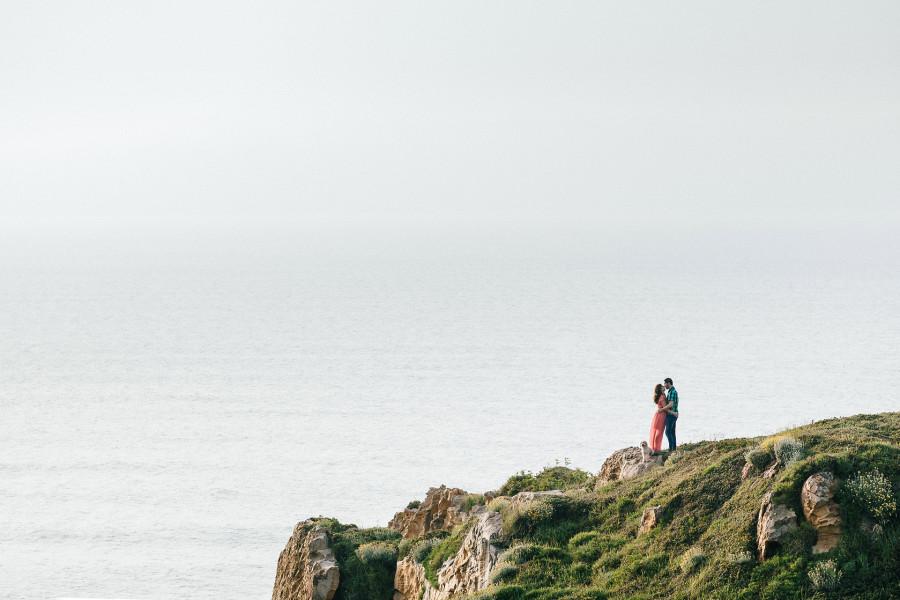 Reportaje en Playa de Azkorri
