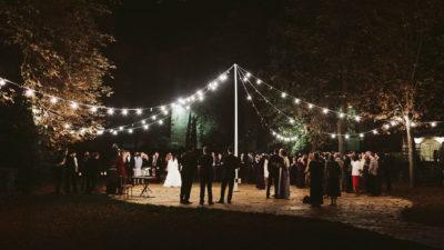 English Wedding in Spain