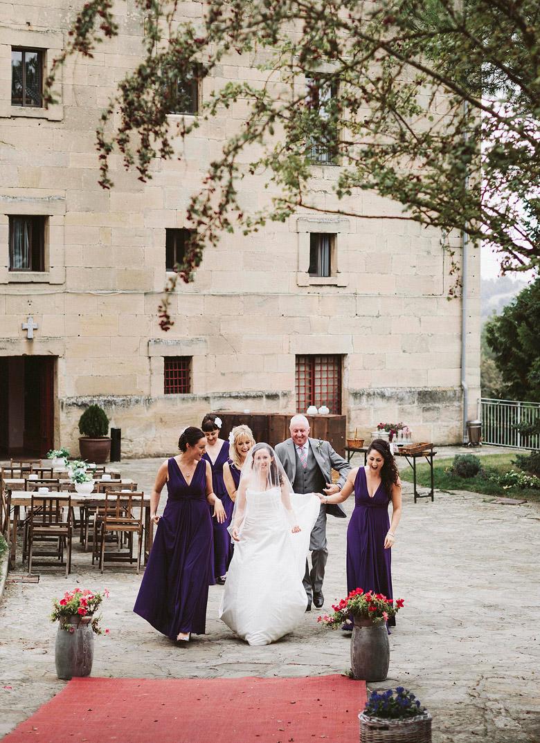 Wedding Northern Spain