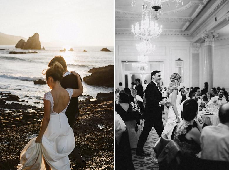 bodas costa vasca