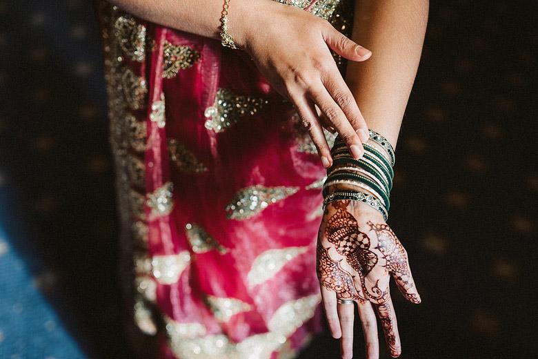 la novia hindu