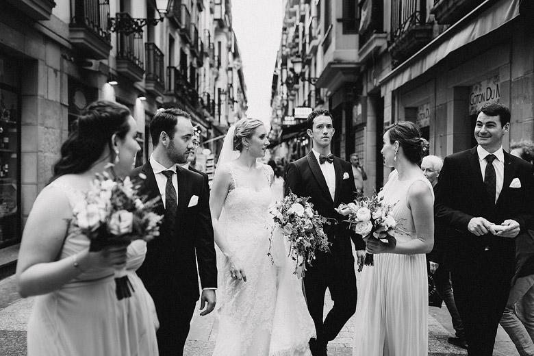 Weddings San Sebastian