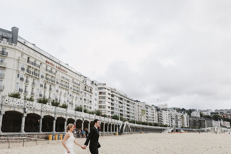 San Sebastian Wedding
