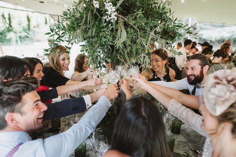 boda con encanto en vizcaya