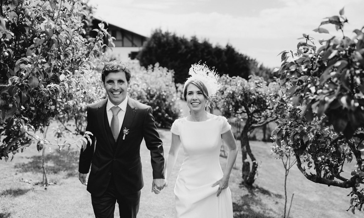 olagorta novios boda