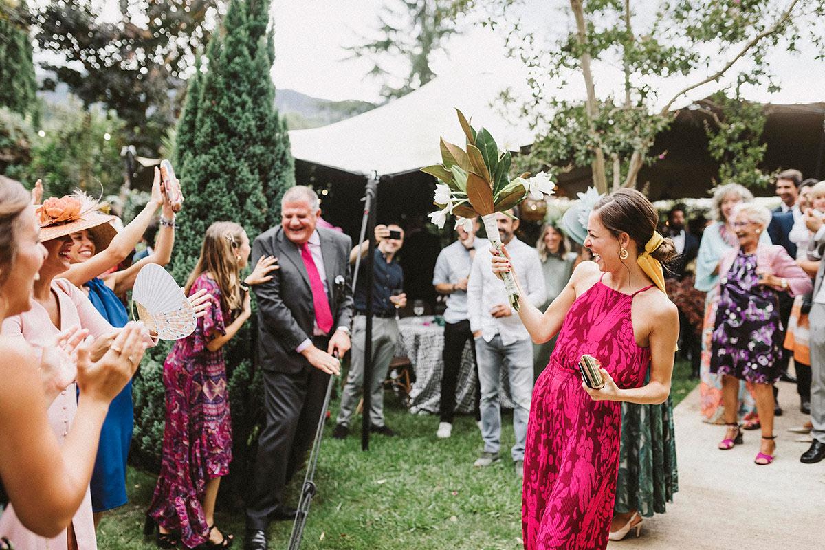 coctel bodas jardín de barretaguren