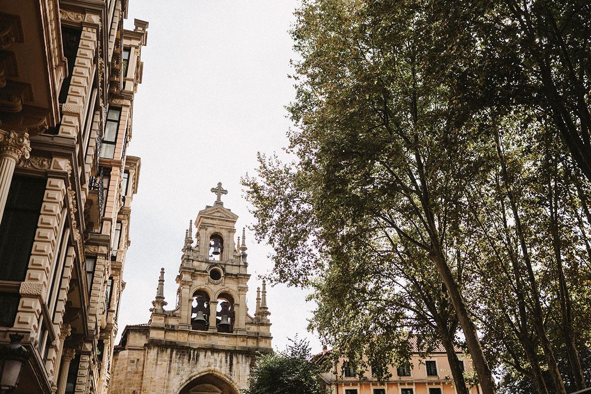 San Vicente Bilbao Bodas