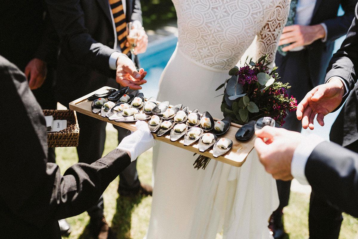 coctel boda olagorta