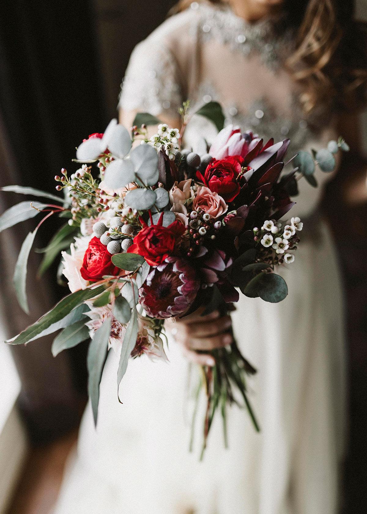 ramo bodas novia