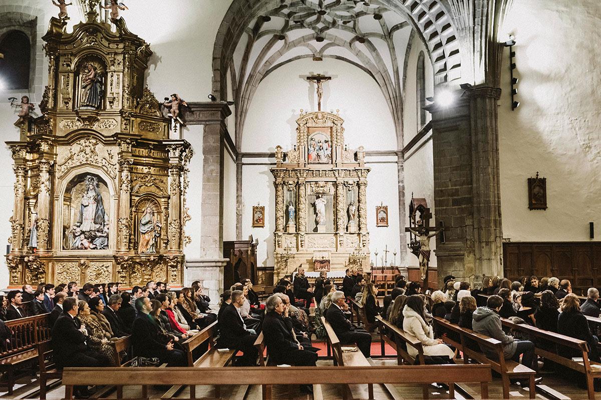 Iglesia Gordexola Bodas