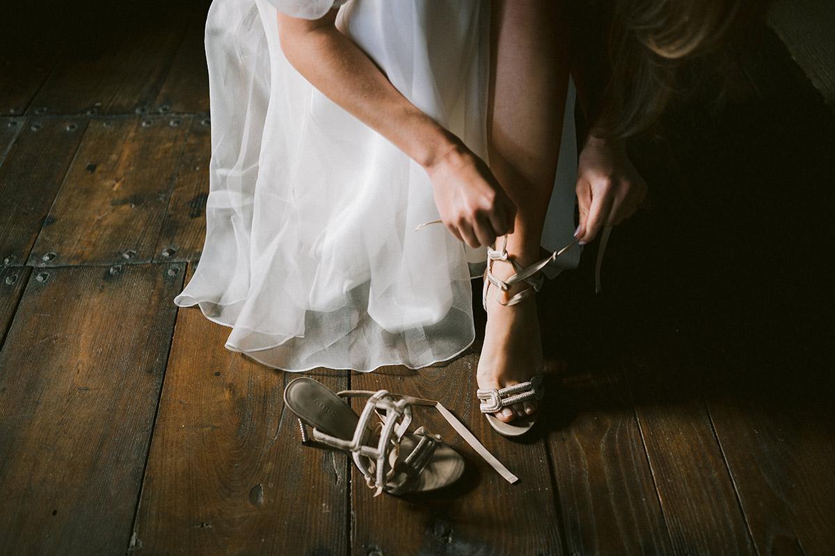 bodas zapatos novia