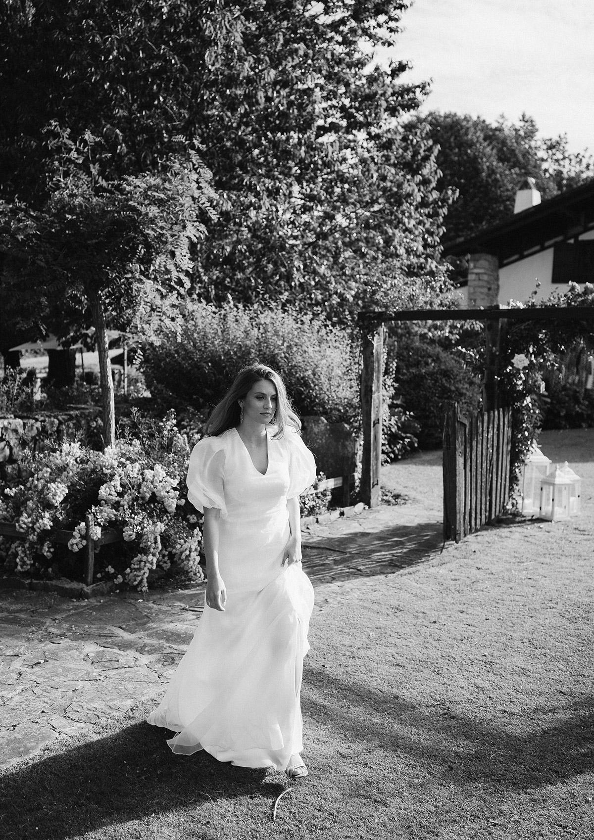 Laura Viera vestidos novia